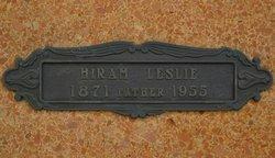 Hiram Leslie Chamberlain