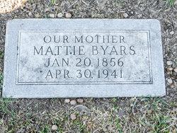 Mattie Byars