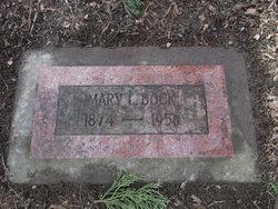Mary Louise Bock