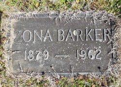 Zona <i>Powell</i> Barker