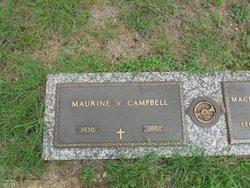 Maurine <i>Valentine</i> Campbell