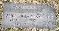 Alice Viola <i>Loggins</i> Gray