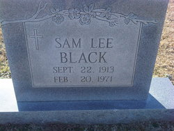 Sam Lee Black