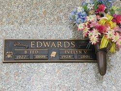 Evelyn V Edwards
