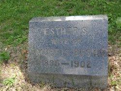 Esther <i>Pratt</i> Bush