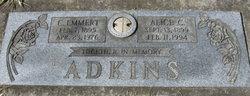 Alice Catherine <i>Brandenburg</i> Adkins