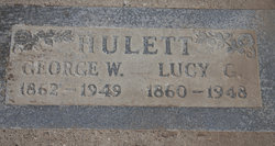 George W Hulett