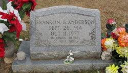 Franklin B. Anderson