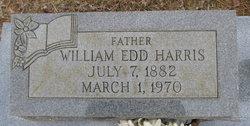 William Edgar Edd Harris