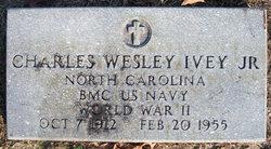 Charles Wesley Ivey, Jr