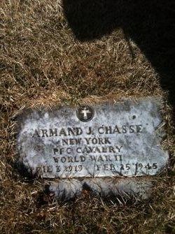 Armand J Chasse