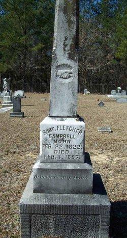 Pvt Robert Fletcher Fletcher Campbell, Sr