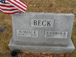 Russell K Beck