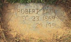Robert Bain