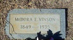 Medora E Vinson