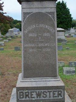 Sarah Elizabeth <i>Bliss</i> Brewster