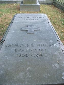 Katherine <i>Sharpe</i> Davenport
