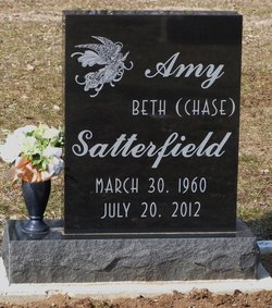 Amy Beth <i>Chase</i> Satterfield