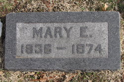 Mary E. <i>Curtiss</i> Bayless
