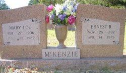 Mary Lou <i>Schitoskey</i> McKenzie
