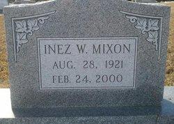 Inez <i>Williamson</i> Mixon