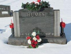 LeRoy Humes