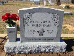 Jewell Myradell Wop <i>Warren</i> Knapp