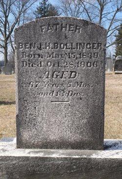 Benjamin H. Bollinger