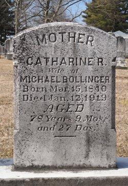 Catherine R. <i>Rupp</i> Bollinger