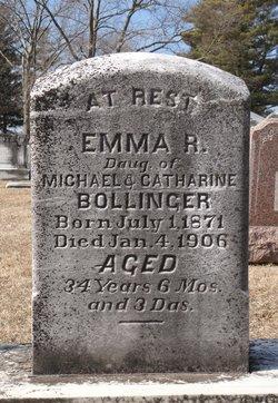Emma R. Bollinger