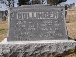 Elsie M. Bollinger