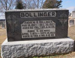 Annie K. <i>Witters</i> Bollinger