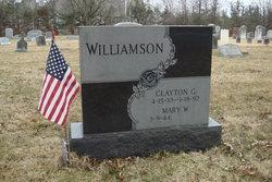 Clayton Gordon Williamson