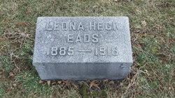 Alma Leona <i>Heck</i> Eads