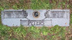 Bernice Mae <i>Ritchie</i> Peters