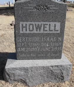 Isaac Newton Howell