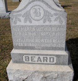 Katharine <i>Bowers</i> Beard