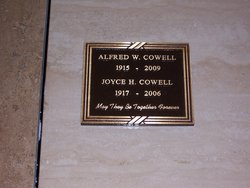 Alfred Cowell