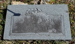 Wilbur E. Ash