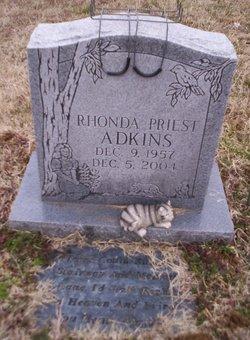 Rhonda <i>Priest</i> Adkins