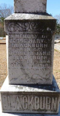 Jesse Harvey Blackburn