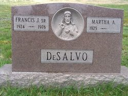 Francis Joseph Frank DeSalvo