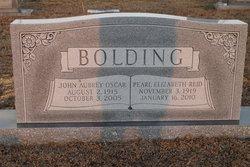 Pearl Elizabeth <i>Reid</i> Bolding