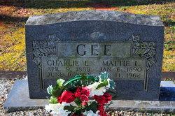 Charlie L. Gee