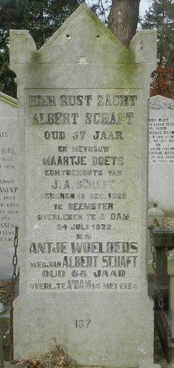 Albert Schaft
