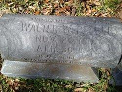 Walter W Peebles
