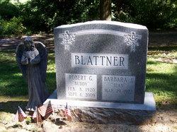 Barbara J Jean Blattner