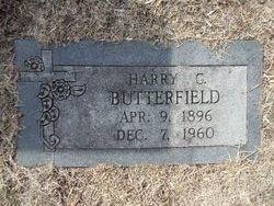 Harry C. Butterfield