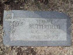 Verna E. Butterfield