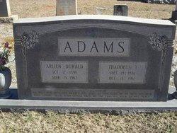 Arlien Durald <i>Lamb</i> Adams